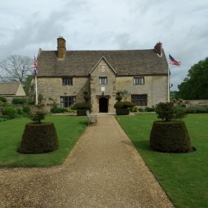 Washington Ancestral Home of Sulgrave