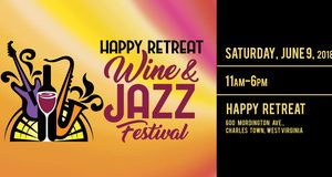Happy Retreat Wine and Jazz Festival