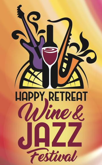 Happy Retreat Wine and Jazz Festival - Happy Retreat