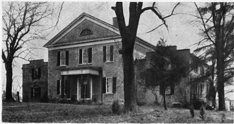 Happy Retreat Postcard 1931