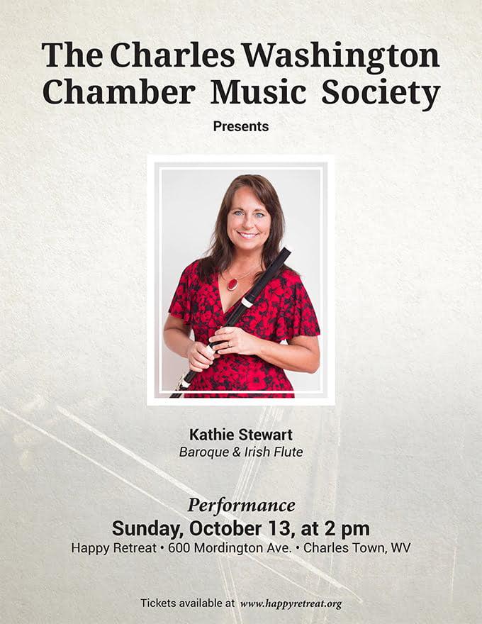 Kathie Stewart, Baroque & Irish Flute