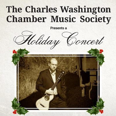 Holiday Concert featuring Gary Stewart & friends